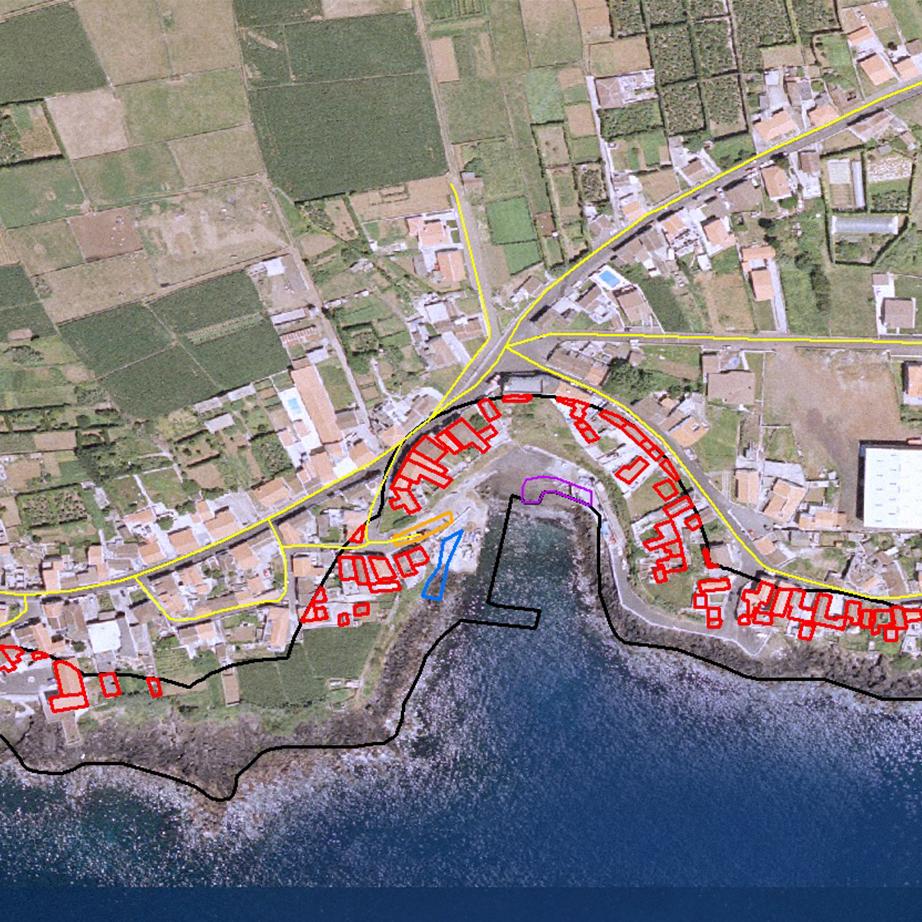 Inventariação Zonas Costeiras